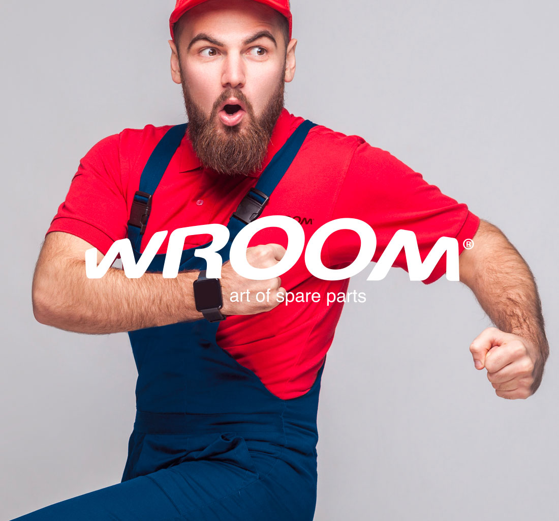 Wroom – The art of spare parts